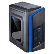Gabinete Pcyes Dark Dwarf Azul Dwaptoaz2fca 25987