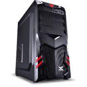 Gabinete Vinik Vx Gaming Aquila Vermelho Aqsfvm - 28923
