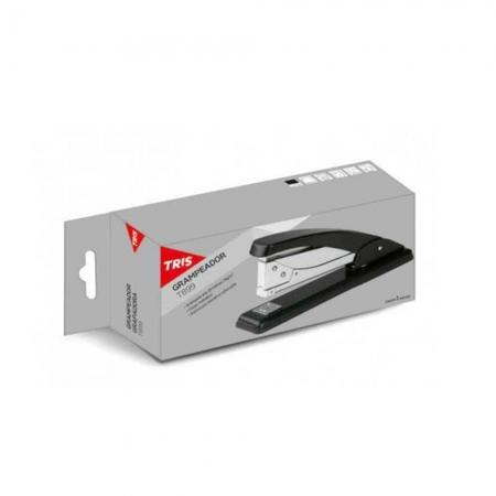 Grampeador 26/6 T899 25 Folhas Metal Tris - 665122