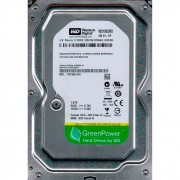 HD 1TB Western Digital WD10EURX AV-GP Green Power SATA III 6 Gb/s IntelliPower