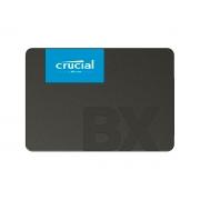HD SSD 240GB Crucial, Leitura:540 MB/s - Gravação: 500 MB/s - CT240BX500SSD1