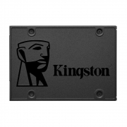 "HD SSD 240GB Kingston A400, Leitura 500MB/s, Gravação 350MB/s, Sata III 6GB/s, 2.5"" - SA400S37/240G"