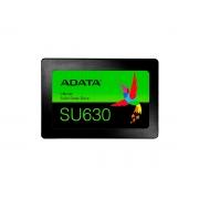 HD SSD 480GB Adata SU630, Sata 6Gb/s 2.5, Leitura 520MB/s, Gravação 450MB/s - ASU630SS-480GQ