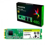 HD SSD 480GB Adata Ultimate SU650, M.2 2280, Leitura 550MB/s, Gravação 510MB/s - ASU650NS38-480GT-C