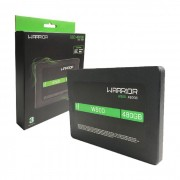 HD SSD Gamer 480GB Multilaser Warrior W500 SS410 Sata III 6GB/s, Leitura 540MB/s, Gravação 500MB/s