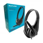Headset Business Multilaser PH294, P2, Preto