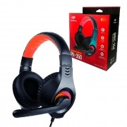 Headset C3Tech PH350BK, USB 2.0, Preto
