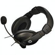 Headset CT662863 Preto C3 Tech