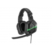 Headset Gamer Multilaser Warrior Askari, P2 3.5 mm, Xbox One, Verde - PH291