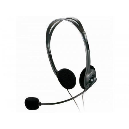Headset Multilaser PH002, Preto, P2 3.5mm