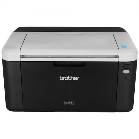Impressora Brother Laser Mono HL-1212W Wi-Fi - 110V