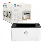 Impressora HP 107W, Laser, Monovolt 110V, Monocromática, Wi-Fi, Porta USB 2.0 - 4ZB78A