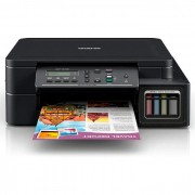 Impressora Multifuncional Brother DCP-T510W Tanque de Tinta (Ink Tank), Colorida, Wi-Fi, USB 2.0