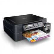Impressora Multifuncional Brother DCP-T510W Tanque de Tinta (Ink Tank), Colorida, Wi-Fi, USB 2.0