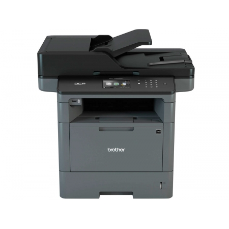 Impressora Multifuncional Brother Laser Mono DCP-L5652DN