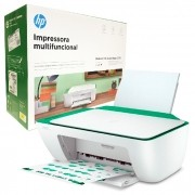 Impressora Multifuncional HP Deskjet Ink Advantage 2376,  USB 2.0, Colorida, Bivolt - 7WQ02A