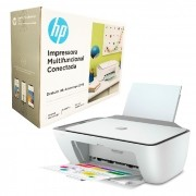 Impressora Multifuncional HP Deskjet Ink Advantage 2776 Colorida Wi-Fi Bivolt - 7FR20A