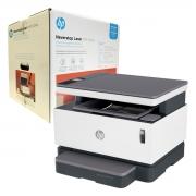 Impressora Multifuncional HP Neverstop Laser 1200A, Monovolt, Tanque de Toner