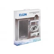 Kit Acessório Veicular, Cg. Portátil USB 3000mAh, Micro 1m, 2 saídas USB, Elgin - 46RKITCARRO0