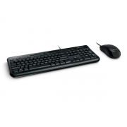 Kit Teclado e Mouse Microsoft Wired Desktop 600, USB, ABNT2 - APB-00005