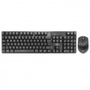 Kit Teclado e Mouse Wireless Newlink Advanced CK102, USB, ABNT2
