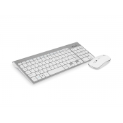 Kit Teclado+Mouse C3tech Wireless K-W510SWH