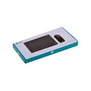 Kit Teclado+Mouse Vinik Mini Flat USB DC120 28409