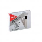 Lâmina Para Estilete Estreita T015 Caixa Com 10 Tubos Tris - 665337