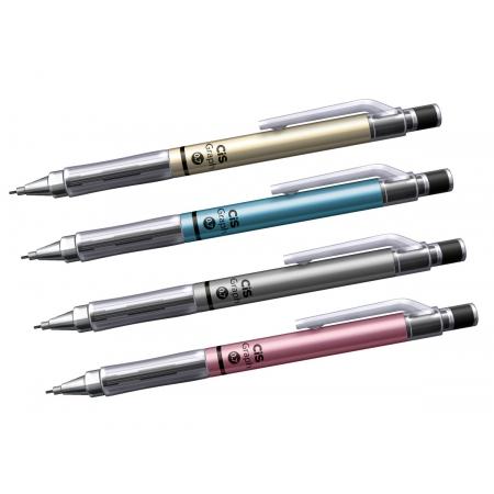 Lapiseira Graph Mettalic Colors 0.7, Caixa Com 12 Unidades, Cis - 539100