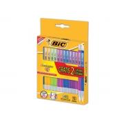 Lapiseira Shimmers 0.7mm Cores Sortidas, Blister Leve 14 e Pague 12 Un. - Bic - 891946