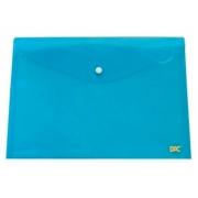 Malote Com Botão A4 Azul, Pct. C/ 10 Unidades - Dac - 653PPAZ
