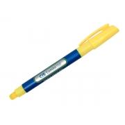 Marca Texto Lumini Gel, Caixa Com 12 Unidades, Cis - Amarelo - 550400
