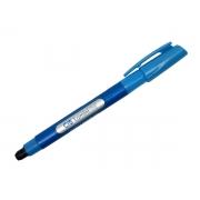 Marca Texto Lumini Gel, Caixa Com 12 Unidades, Cis - Azul - 550500
