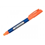 Marca Texto Lumini Gel, Caixa Com 12 Unidades, Cis - Laranja - 550800