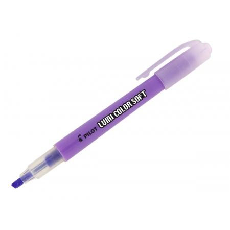 Marcador de Texto Lumi Color Pastel Violeta Caixa Com 12 Unidades Pilot - 1440003VI