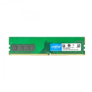 Memória 16GB Crucial, DDR4, 2666MHz, CL19 - CB16GU2666
