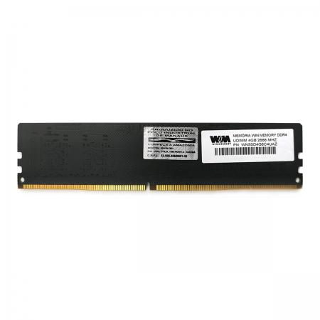 Memória 4GB Win Memory, DDR4, 2666MHz, CL19 - WN5SD4G6C4UAZ