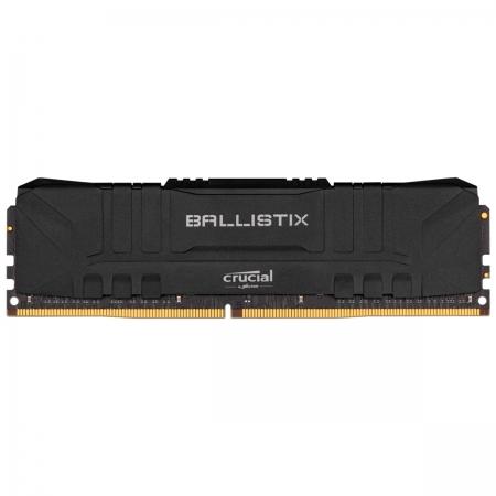 Memória Crucial Ballistix 8GB, 3200MHz, DDR4, CL16 - BL8G32C16U4B