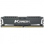 Memória Gamer KTROK KTROK8G2400G, 8GB, DDR4, 2400MHz, CL17