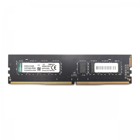 Memória Kingston 16GB, DDR4, 2400MHz, CL17 - KVR24N17D8/16