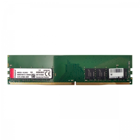 Memória Kingston 16GB, DDR4, 2666MHz, CL19 - KVR26N19D8/16