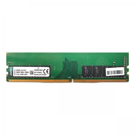 Memória Kingston 4GB, DDR4, 2666MHz, CL19 - KVR26N19S8/4