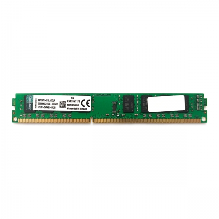 Memória Kingston 8GB, 1600MHz, DDR3, CL11 - KVR16N11/8