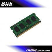 MEMORIA NOTEBOOK 4GB DDR4 2400 MEMORY ONE