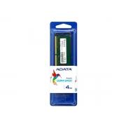 Memoria P/Notebook 4GB Adata DDR4 2400MHz Pc4-21300 AD4S2400J4G17-S