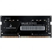 Memória P/notebook Rise Mode 8GB DDR3L 1600Mhz RM-D3-8G1600NL