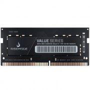 Memória P/notebook Rise Mode 8GB DDR4 2400VN RM-D4-8G2400VN