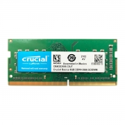 Memória para Notebook 8GB Crucial, DDR4, 2666MHz, CL19 - CB8GS2666