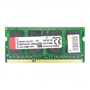 Memória para Notebook Kingston 8GB, DDR3, 1600MHz, CL11 - KVR16S11/8