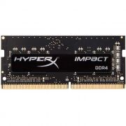 Memória para Notebook Kingston HyperX Impact 8GB 2400MHz DDR4 HX424S14IB2/8